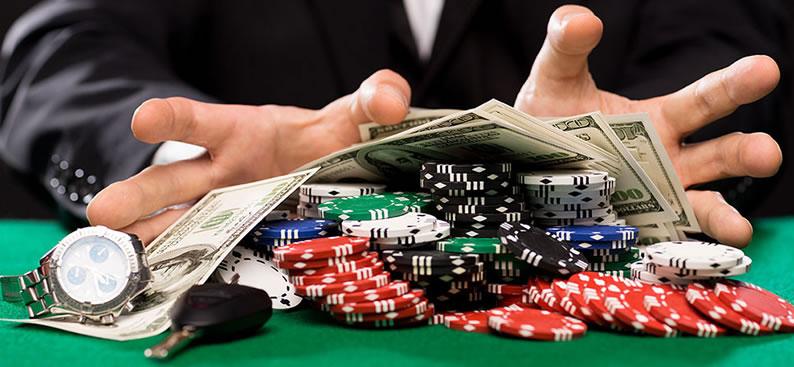 Kumar Masası ve Paralar